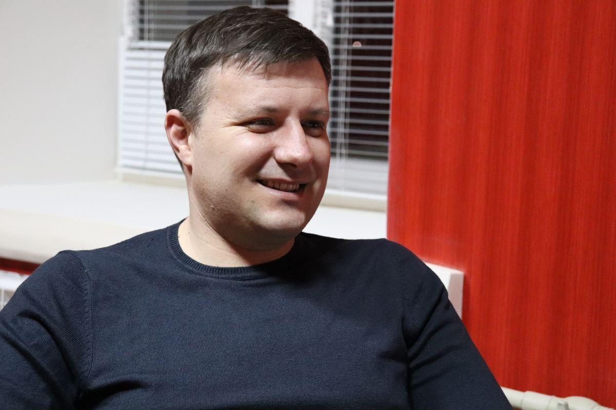 Святослав Бабіля, регіональний координатор Громадянської мережі ОПОРА