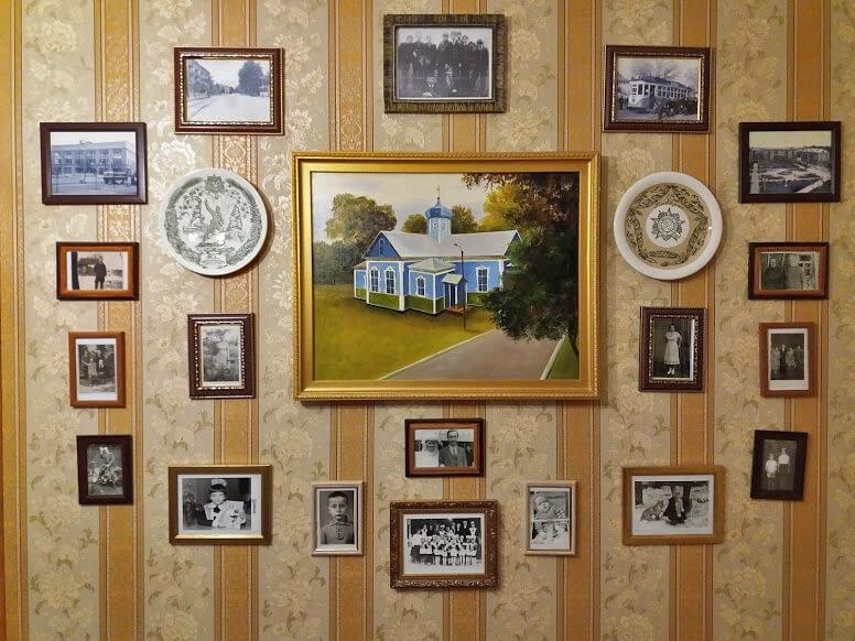Музей родини Петрич