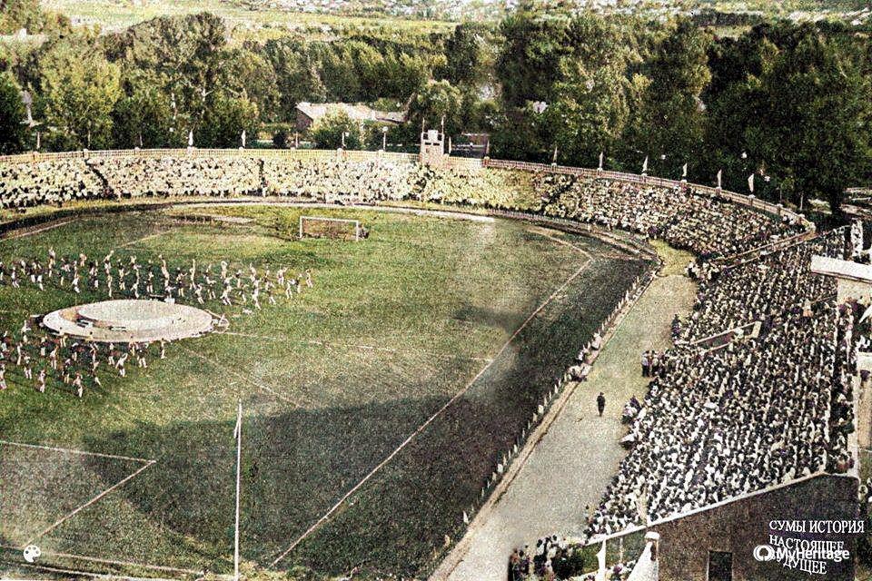 стадіон спартак