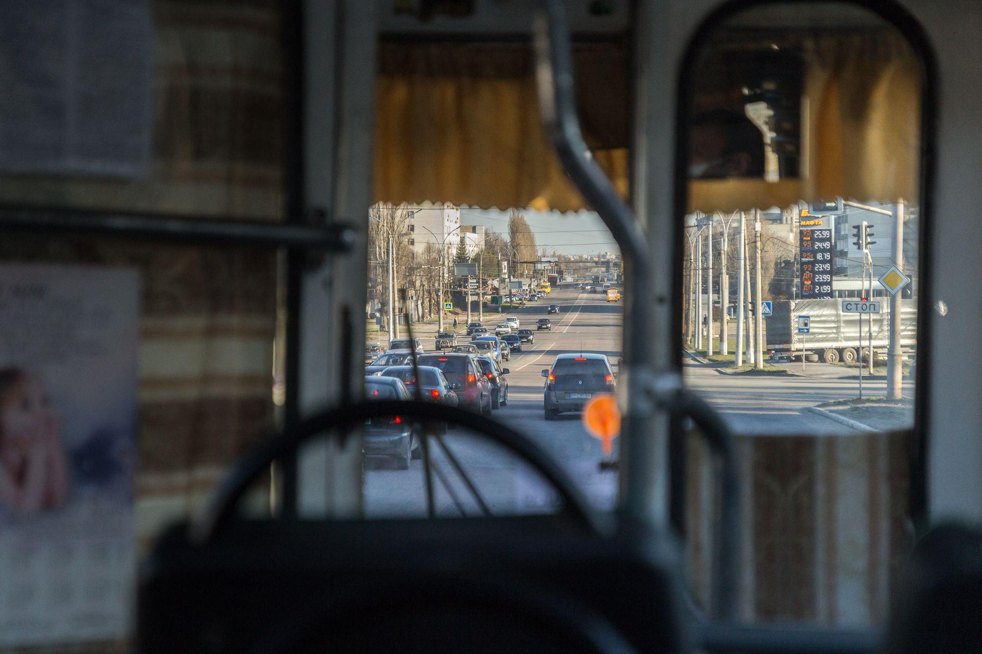 Сумський тролейбус