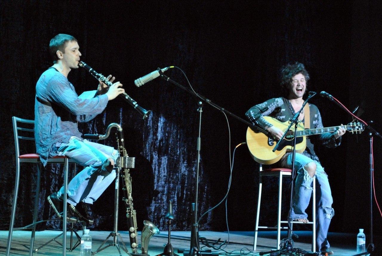 2010 рік. Концерт Сергія Бабкіна