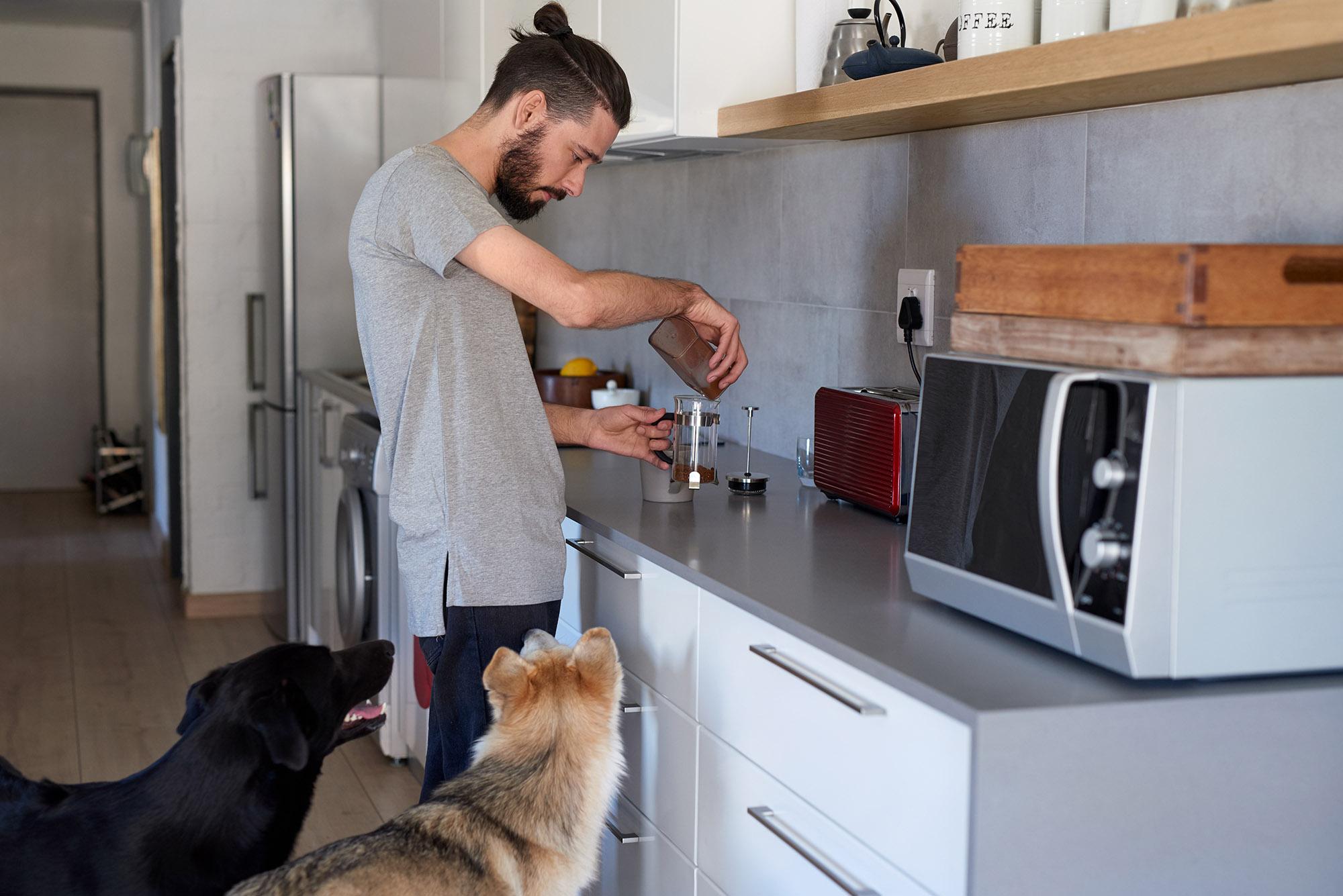 Як зварити каву вдома