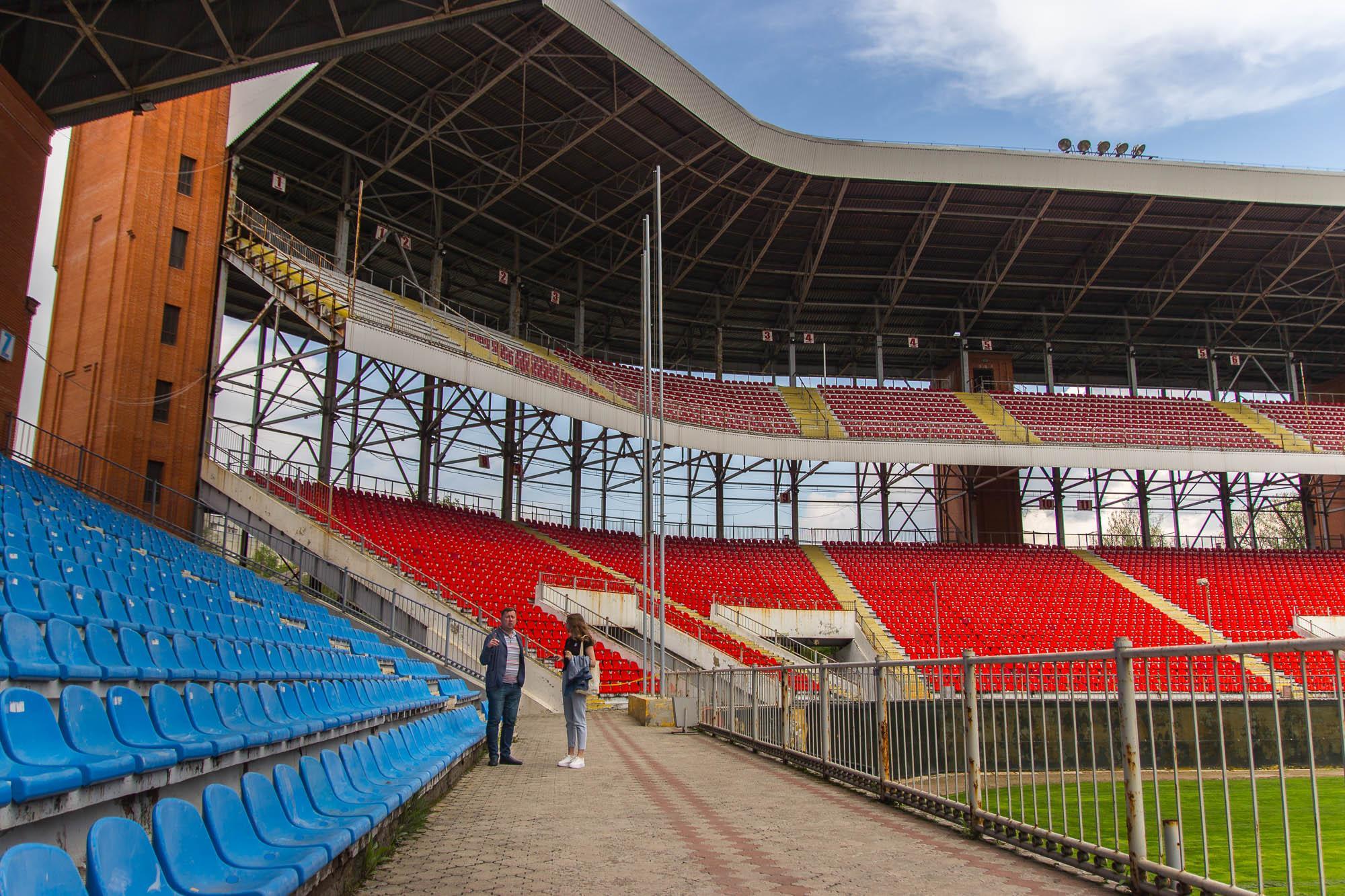 Сумський стадіон