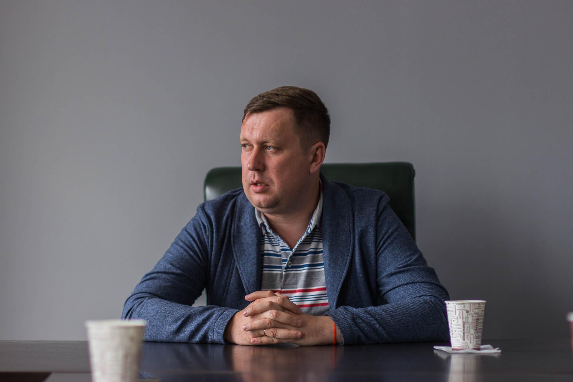 Президент ФК Альянс