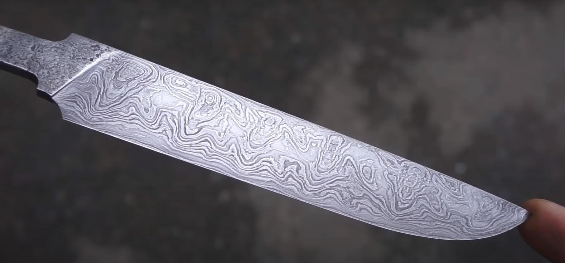 дамаська сталь суми