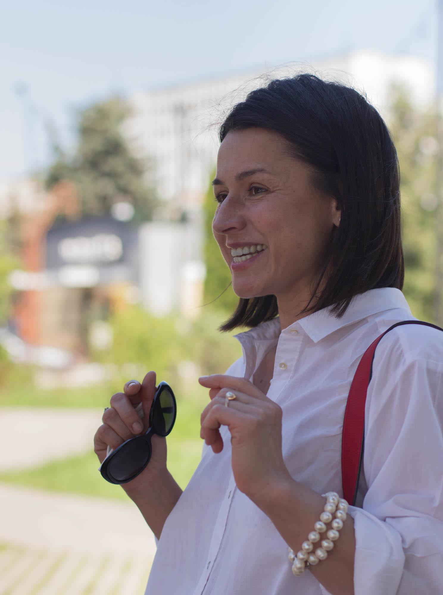 Наталія Осікова про відкриття McDonald's в Сумах