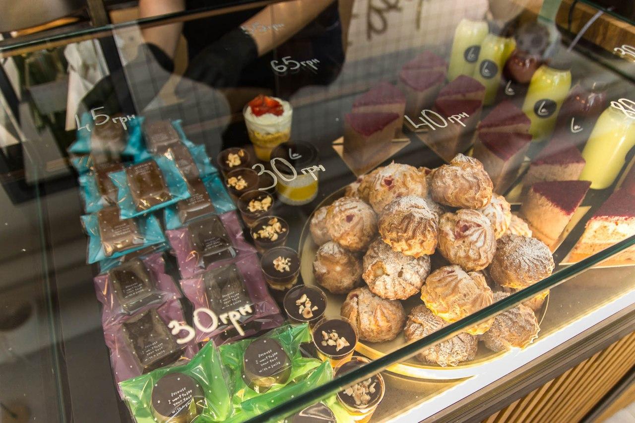 Смачні й корисні смаколики від нетипової пекарні