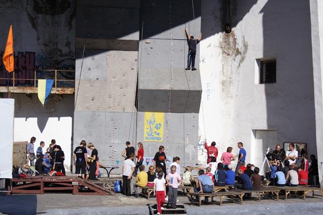 Змагання у вересні 2010 року. Фото: Клуб «Абалаковець»