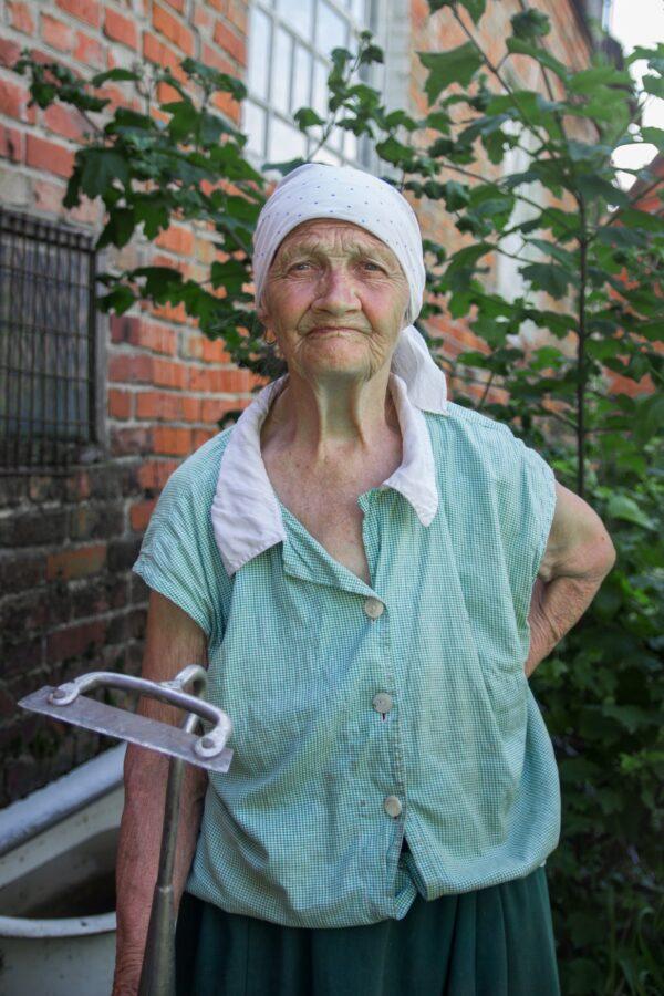 Бабушка Нина 4