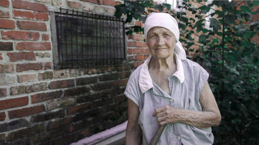 Бабушка Нина 5