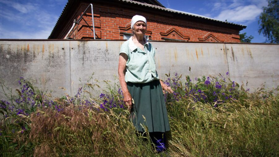 Бабушка Нина 6