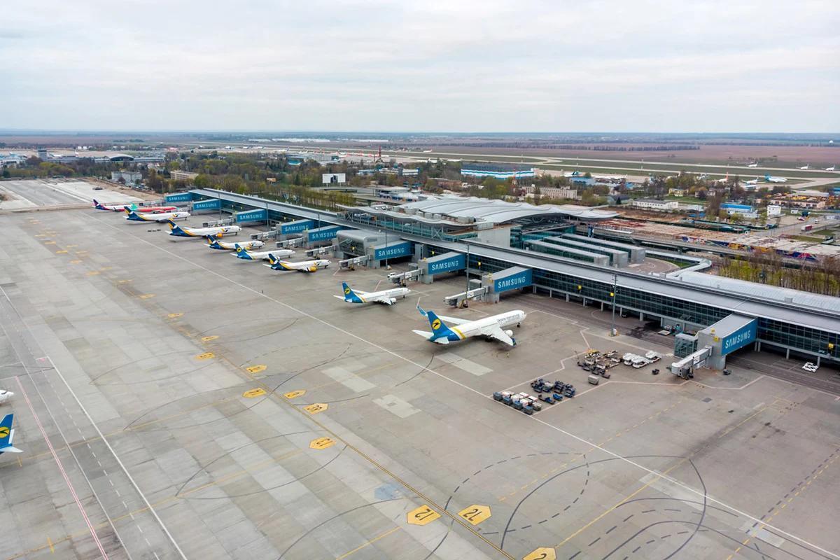 Аеропорт Борисполя. Фото: avianews.com