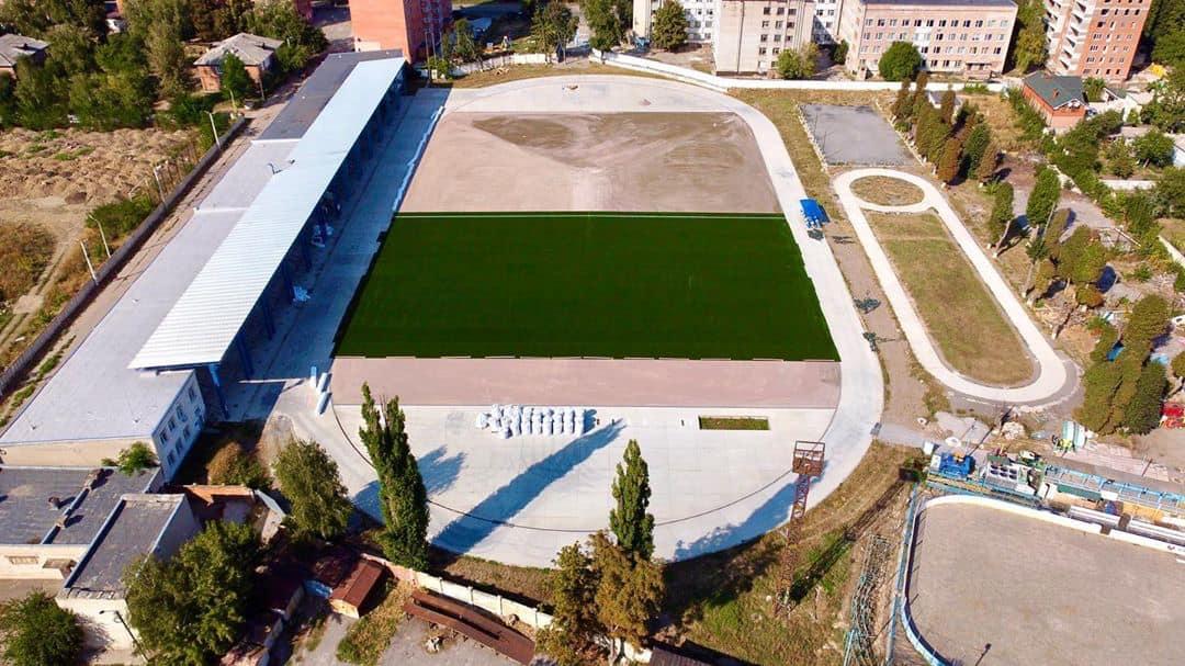 Відновлена реконструкція, вересень 2020 року. Фото: Erika Viktorivna