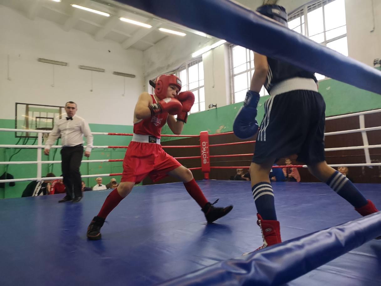 Змагання з боксу, 2019 рік. Фото: Андрій Букін