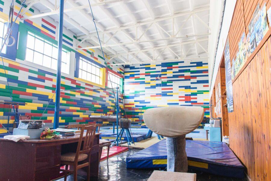 Ононвлений гімнастичний зал