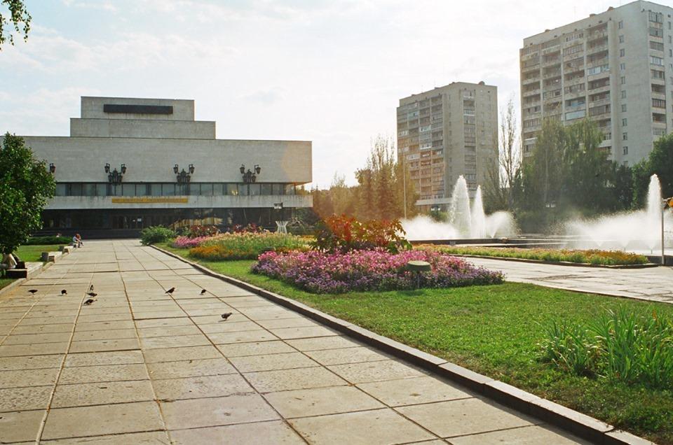 2000 рік. Фото Юрій Харченко