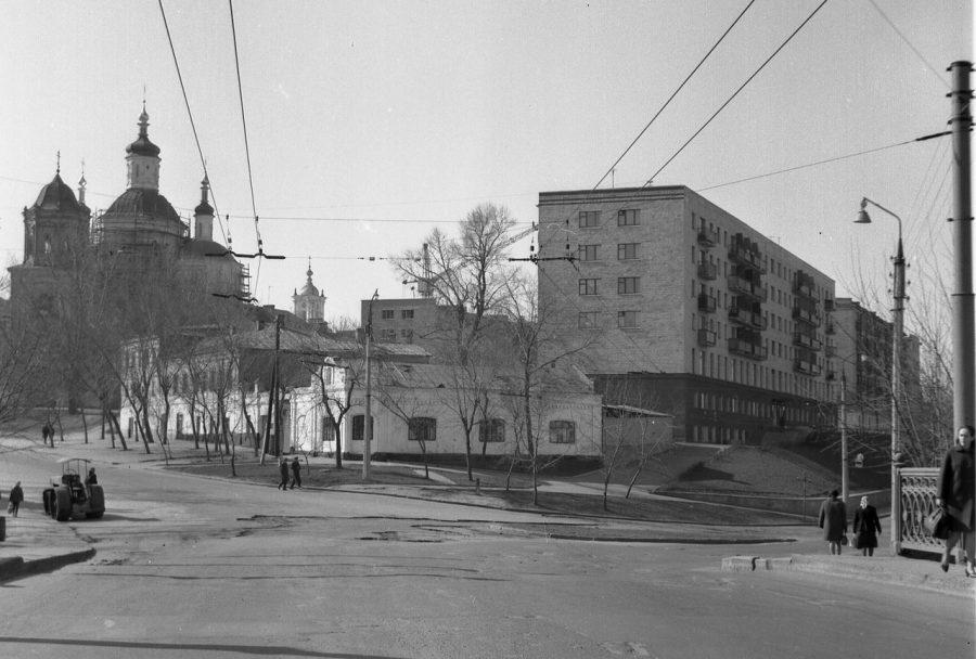Вулиця Кооперативна. Фото: архітектора Юрія Смолярова