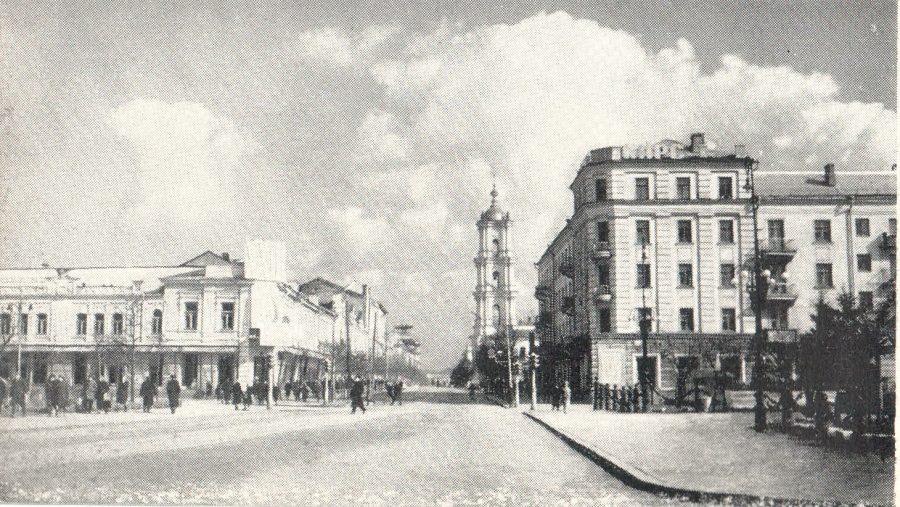 Червона площа, 1966 рік.Фото: з архіву групи «Мої Суми», facebook.com