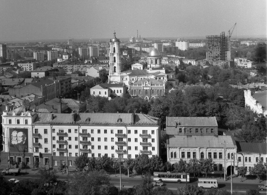 Червона площа. Фото: архітектора Юрія Смолярова