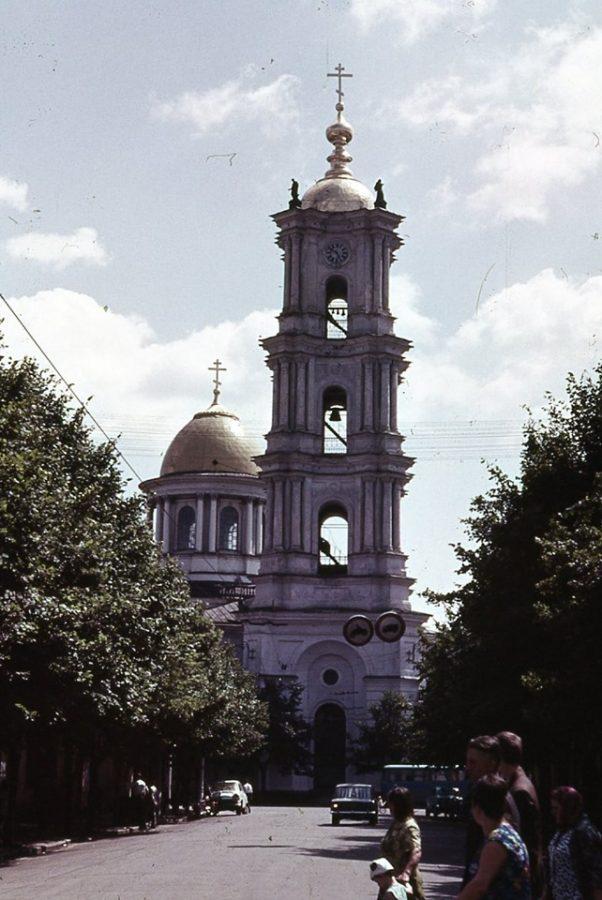 Собор, 1973 рік. Фото: з сімейного архіву Бориса Зобіна