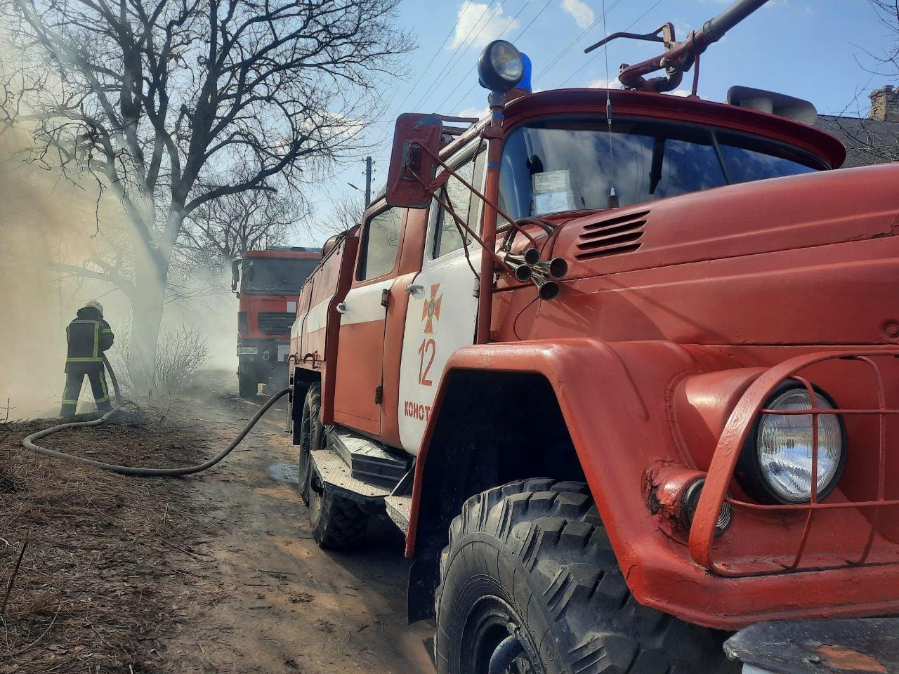 Фото: Головне управління ДСНС України у Сумській області