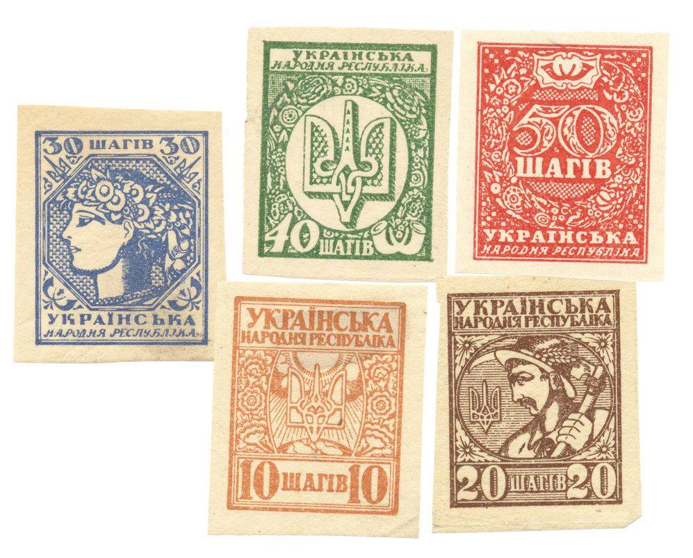 Джерело: Музей Української марки імені Якова Балабана